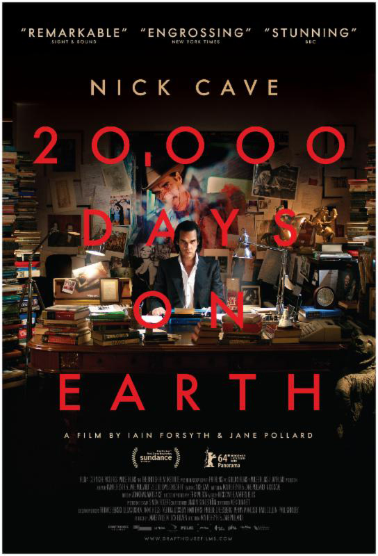 20000 Days on Earth
